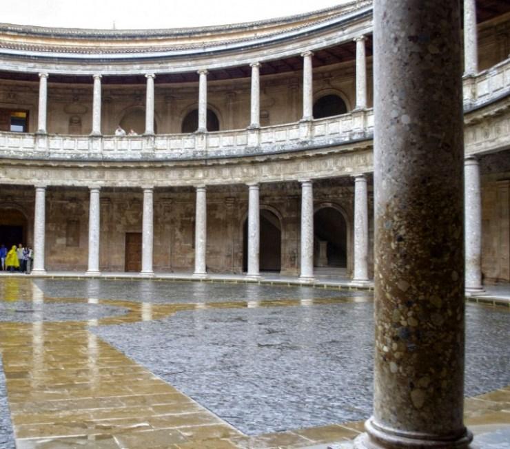 Palazzo Carlo V Alhambra