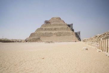 piramide a gradoni
