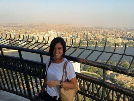 Vista dalla Torre del Cairo