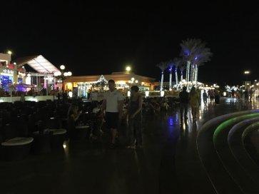 Sharm EL Sheikh by night