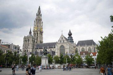 Cattedrale di Nostra Signora Anversa