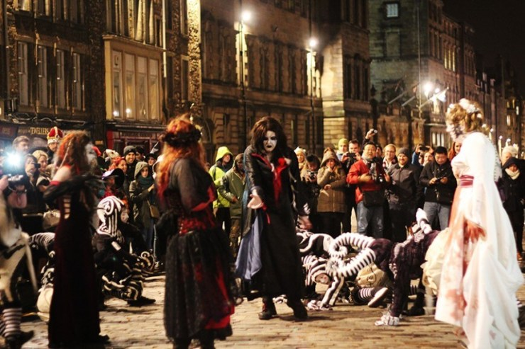 Edimburgo_ halloween 2016 _travelliAMO