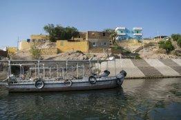 escursione ad aswan barca