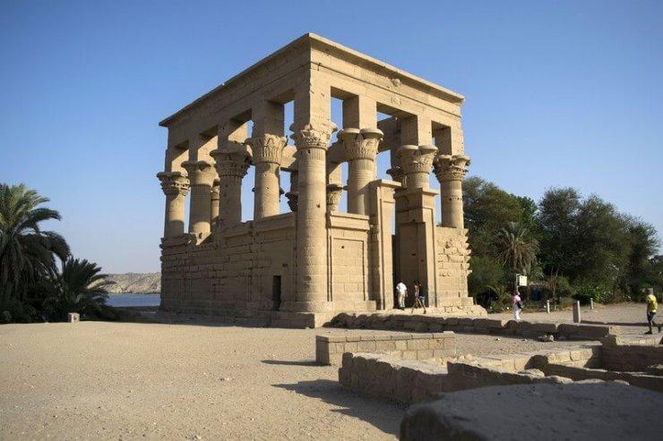chiosco di Traiano Egitto