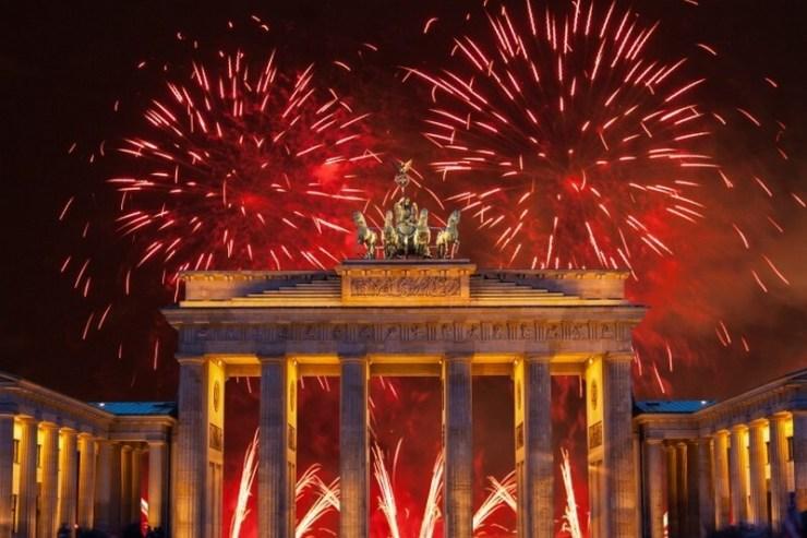 Capodanno 2017 in Europa e nel mondo - Berlino