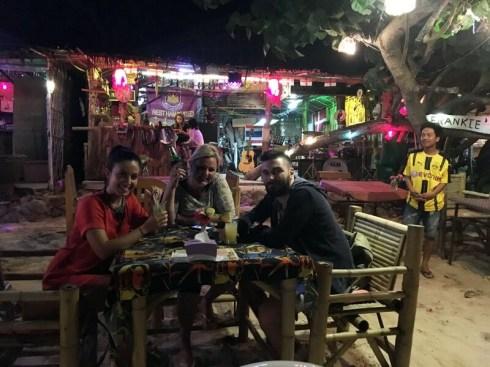 soggiorno a Krabi dove mangiare