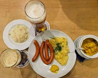 mangiare a Monaco week-end