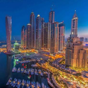 Dubai-Marina-travelliamo