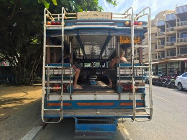 autobus per Phuket Town