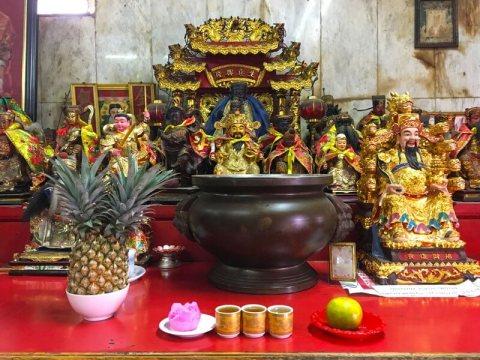 Wat put jaw Phuket Town