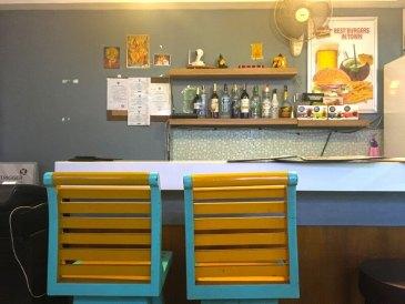 Hamburger Hause mangiare a Kata Beach