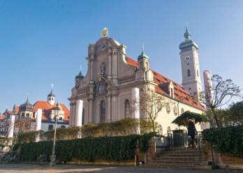 Heiliggeistkirche, Monaco