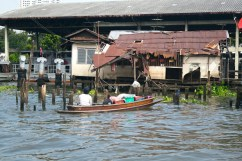 Battello sul Chao Phraya 4