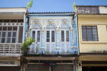 Thalong Road Phuket Old Town