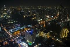 Bangkok dall'alto