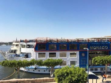MS Monaco crociera sul Nilo