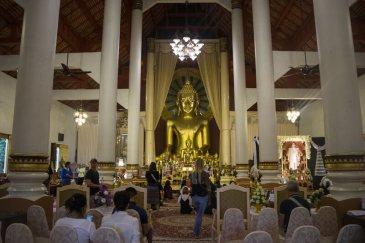 Chiang Mai tempio