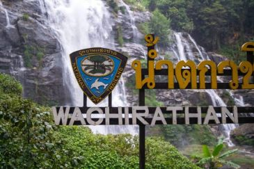 Cascate di Watchiratan