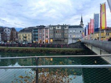 Villach centro storico