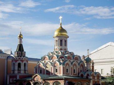 Piazza Rossa Mosca 3
