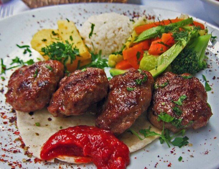 Kofte - cucina turca