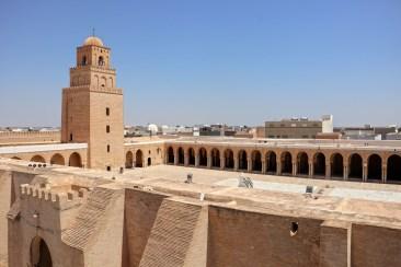 Grande Moschea Kairouan