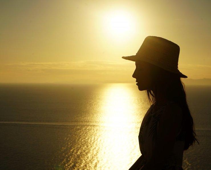 Vedere il tramonto a Mykonos