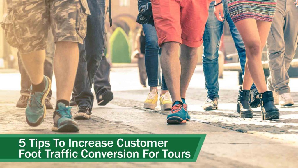 How to increase customer foot traffic tips and tools
