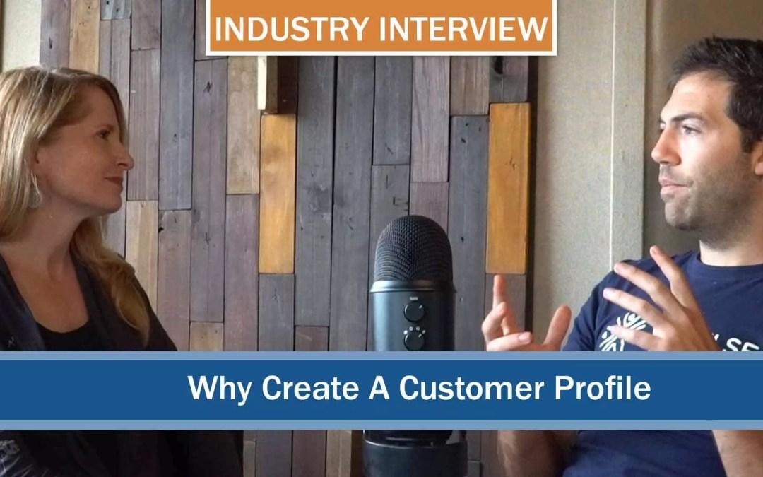 Why Create A Customer Profile
