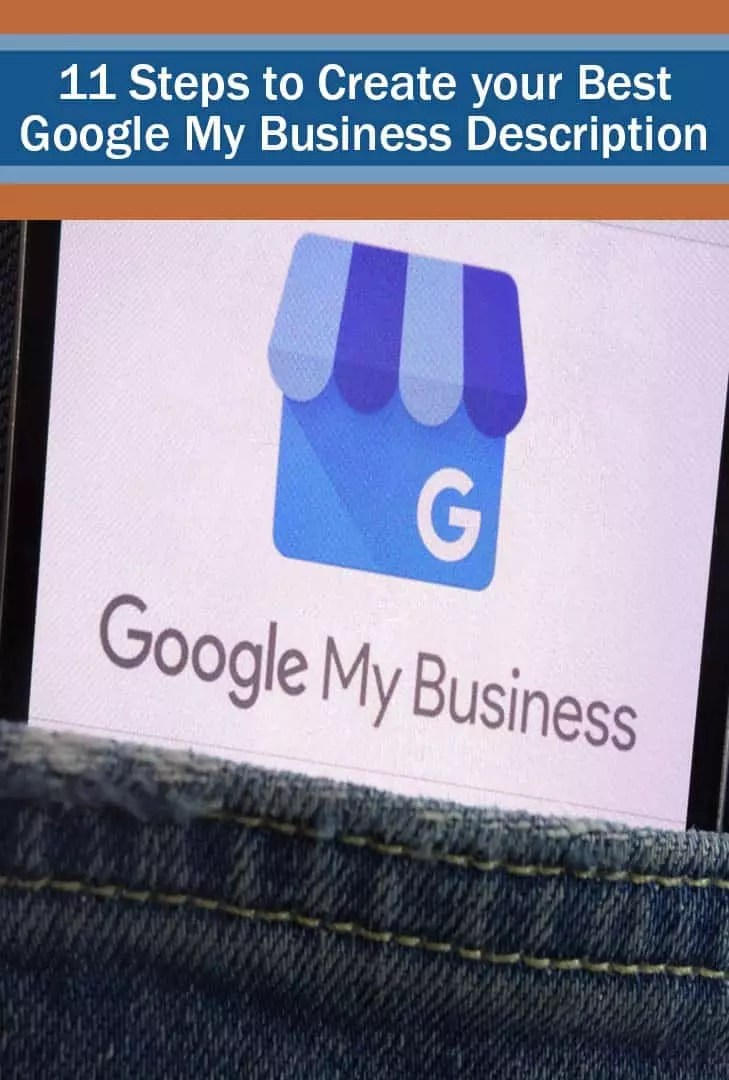 photo of how to create a better Google my business description
