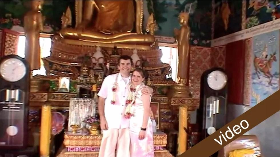 10 Year Wedding Anniversary In Thailand