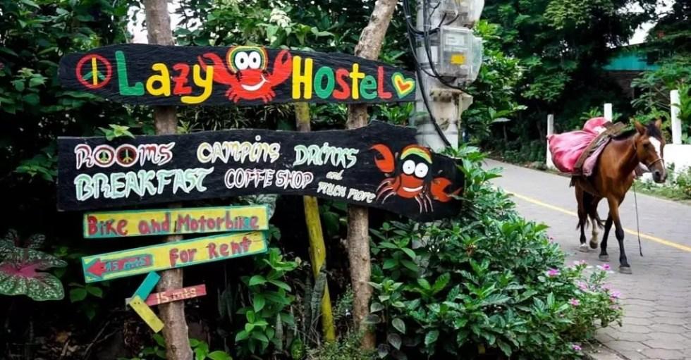 Ometepe Island - Lazy Crab Hostel
