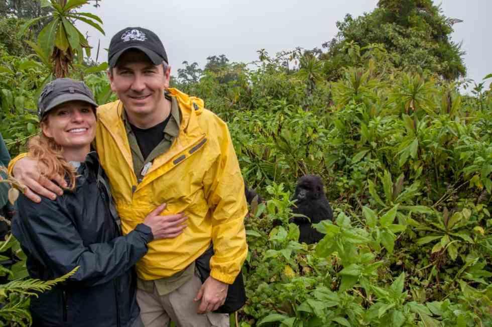 Mountain Gorilla Trek