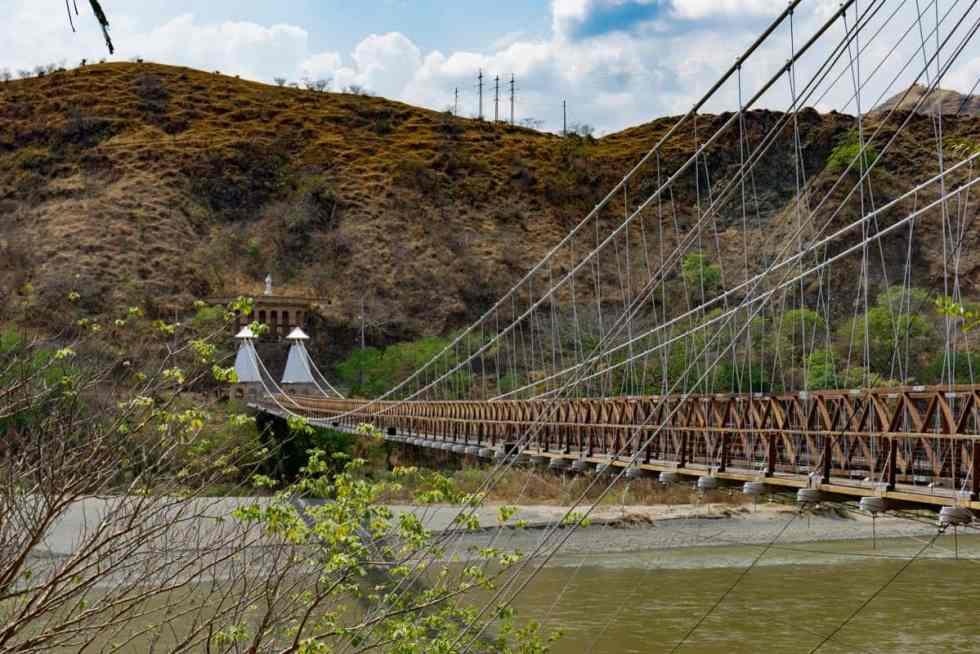 Bridges in Colombia