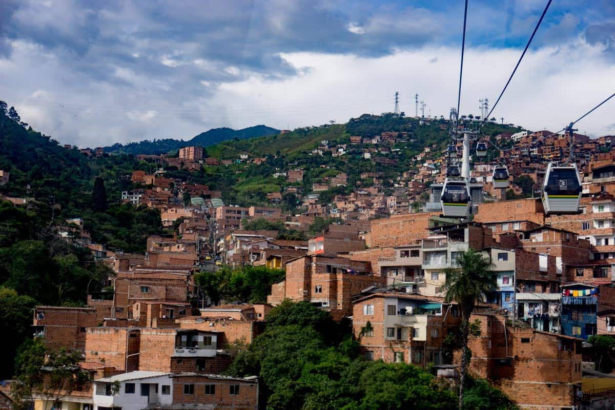 city guide what to do in Medellín