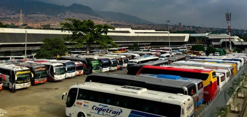 Colombia Buses