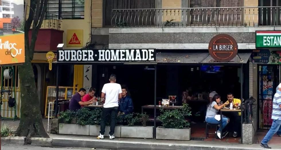 La Burger Bar