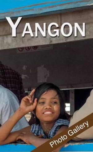 Yangon pictures