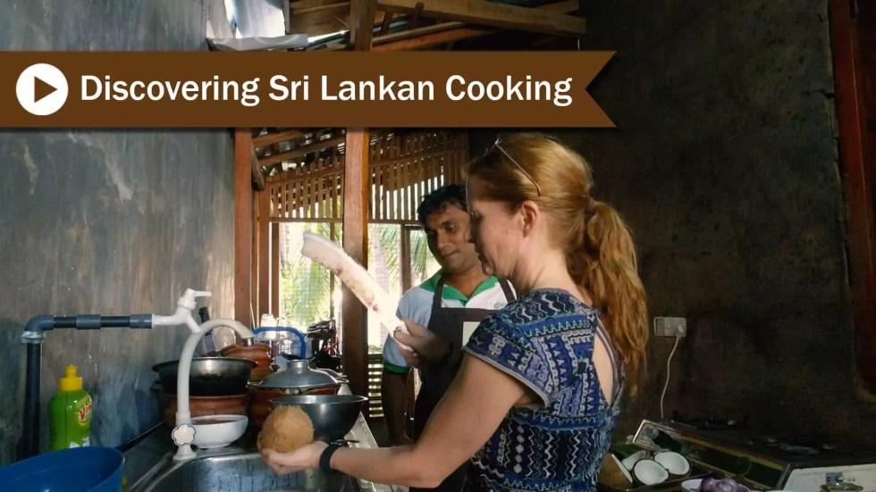 Discovering Sri Lankan Cooking