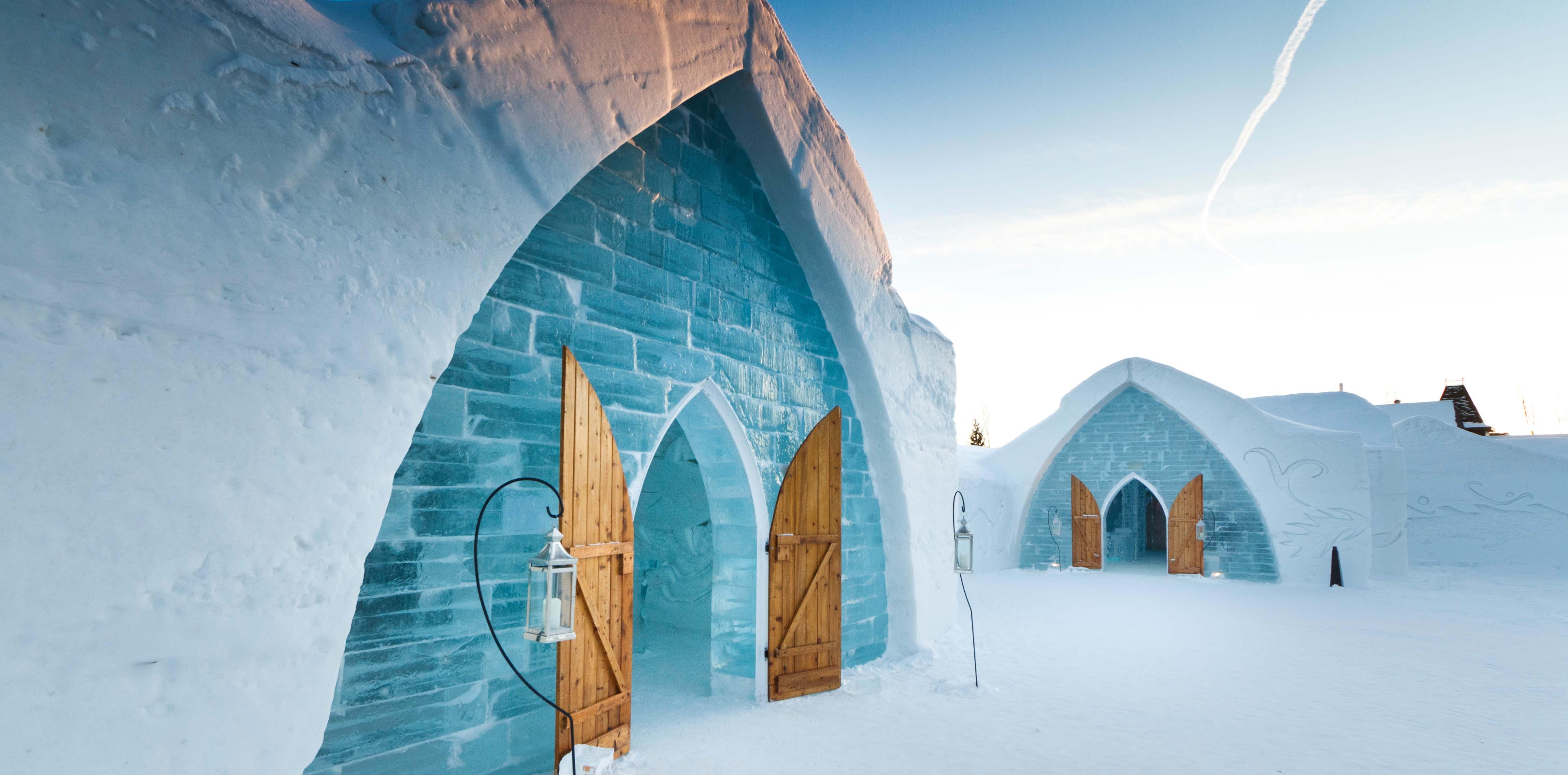 【魁北克冬季限定】加拿大獨一無二的冰酒店 Hôtel de Glace - Travelliker 愛遊人