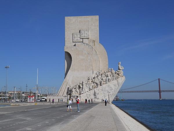 【葡萄牙自由行】發現者紀念碑(Padrão dos Descobrimentos) 葡萄牙標誌建築 - Travelliker 愛遊人