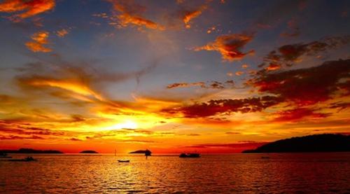 【沙巴自由行】丹絨亞路海灘 世界三大最美日落之一 - Travelliker 愛遊人