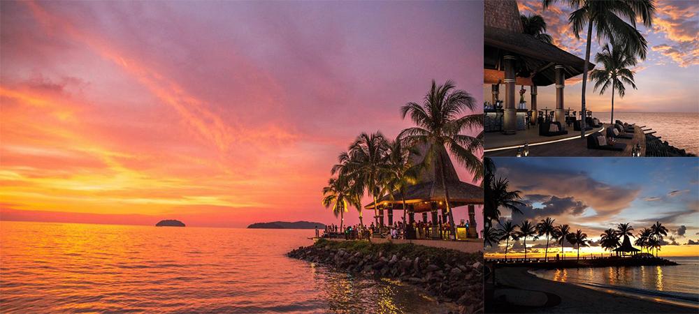 【沙巴亞庇景點】香格里拉日落酒吧 全球十大日落欣賞地 - Travelliker 愛遊人