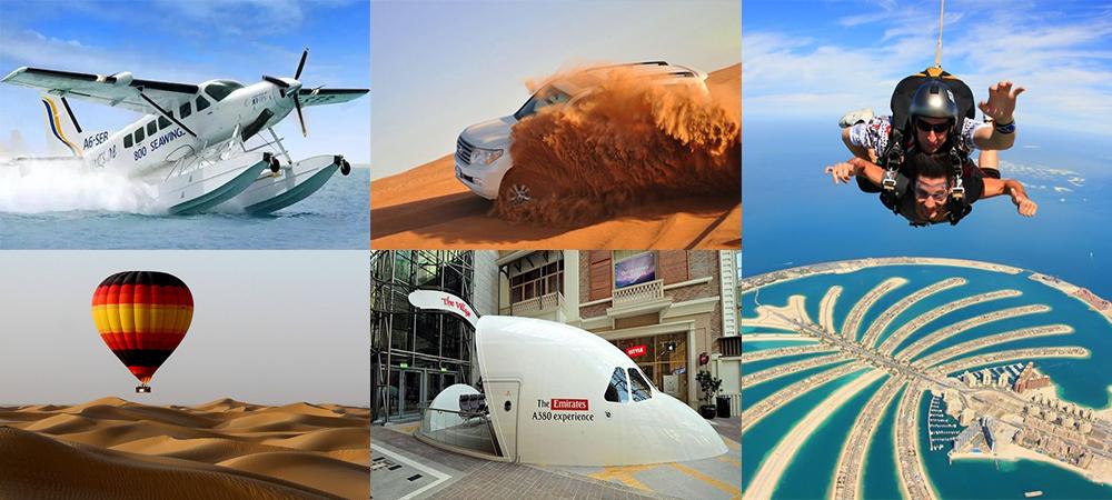 【杜拜玩樂】玩遍這5個項目才算來過杜拜 - Travelliker 愛遊人