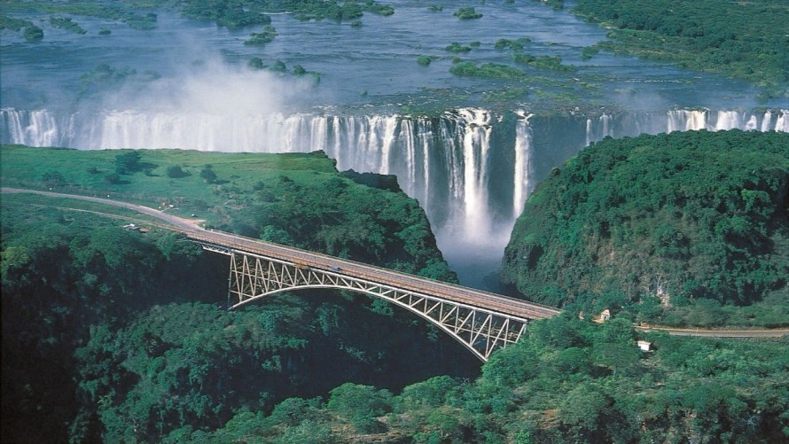 victoria falls Travel Line Uk