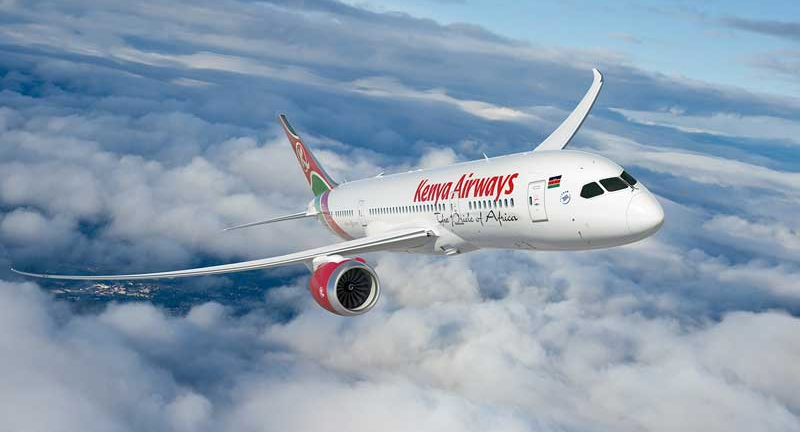 Kenya Airways adds Libreville service from late-Oct 2018