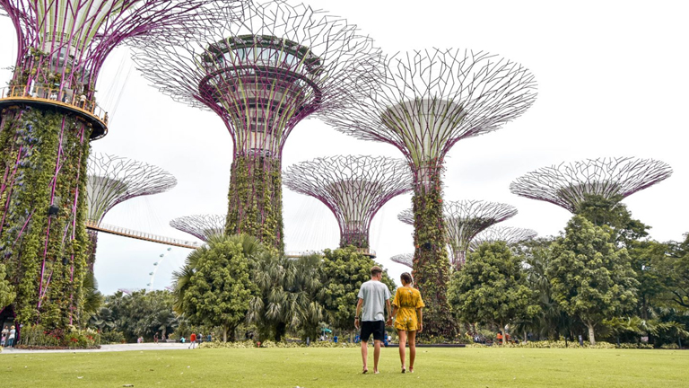 Gardens by the Bay, TravelLineUk