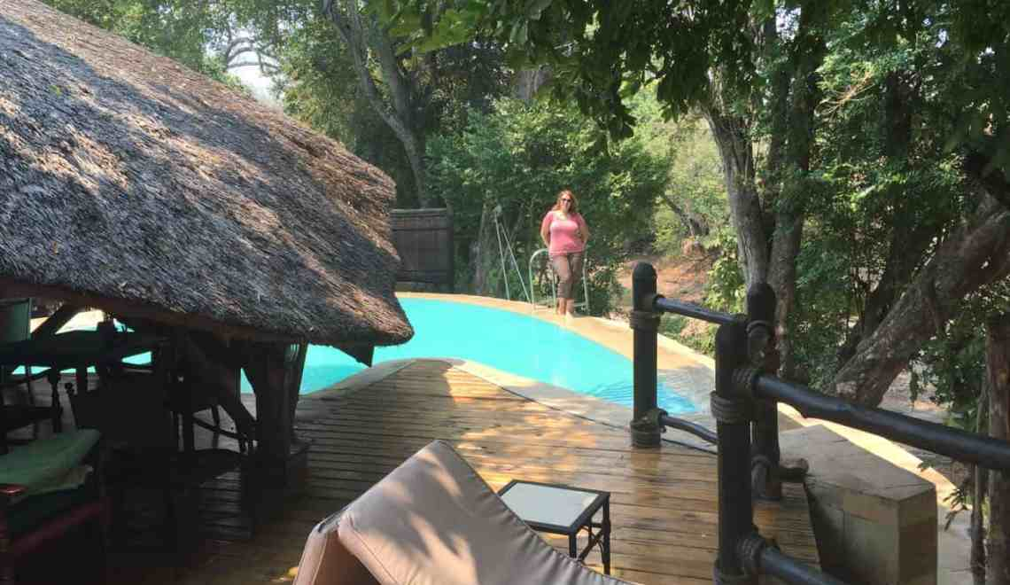 Hotel review: Selous Serena Camp, Selous Game Reserve