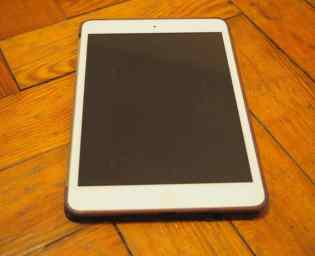 Travel tech: iPad mini
