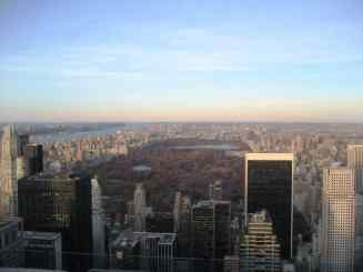 Top of the Rock, December 2007